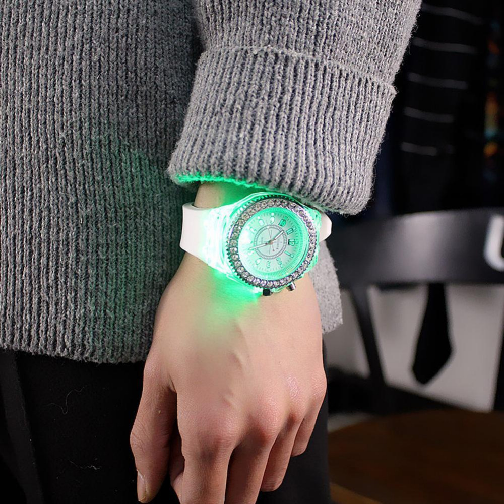 Luminous LED Sport Watches