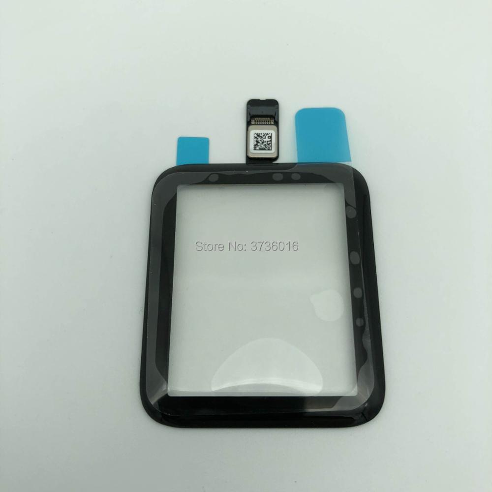 Digitizer vetro per Apple serie di orologi 2 42 millimetri sbagliato, danneggiato LCD display touch screen del pannello di ricambio di riparazione con display HD