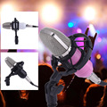 BM700 Condenser Wired Microphone Kit KTV Karaoke with Shock Mount Mic Sound Studio for Recording