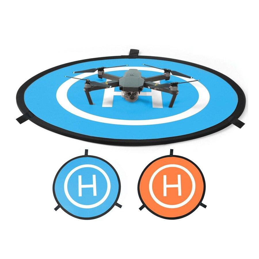 75cm RC Drone launch pad Quadcopter Helicopter Mini landing pad helipad for DJI Mavic Pro phantom 3 4 inspire 1 xiaomi mi drone drone helipad