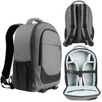 Camera Backpack Photographer Bag For Sony ILCE A7 A7III II A77 7M2K 7M2 7RM2 A7R A7II A7II A7S A99 HX400 HX350 RX10 III RX10M4