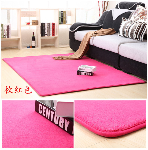 Printed Floor Mat for Living Room and Bedroom
