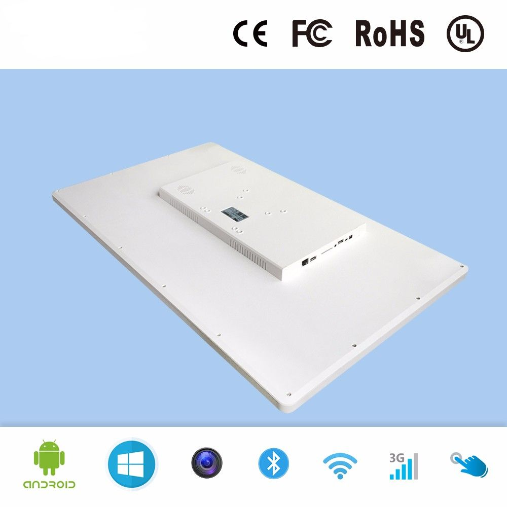 TOP 24'' IPS LED Screen Capacitive Touch Screen Android Tablet PC 24 27 32 43 55 Inch 1920*1080 All In One PC Android 5.1