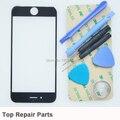 Para o iPhone 6 4.7 polegada de toque tela de substituição de vidro tampa da lente Kit ( preto )