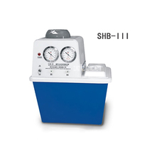 SHB III лабораторный Рабочий стол вакуумные циркуляционный насос воды многоцелевой Вакуумный насос Электрический лабораторный вакуумный нас