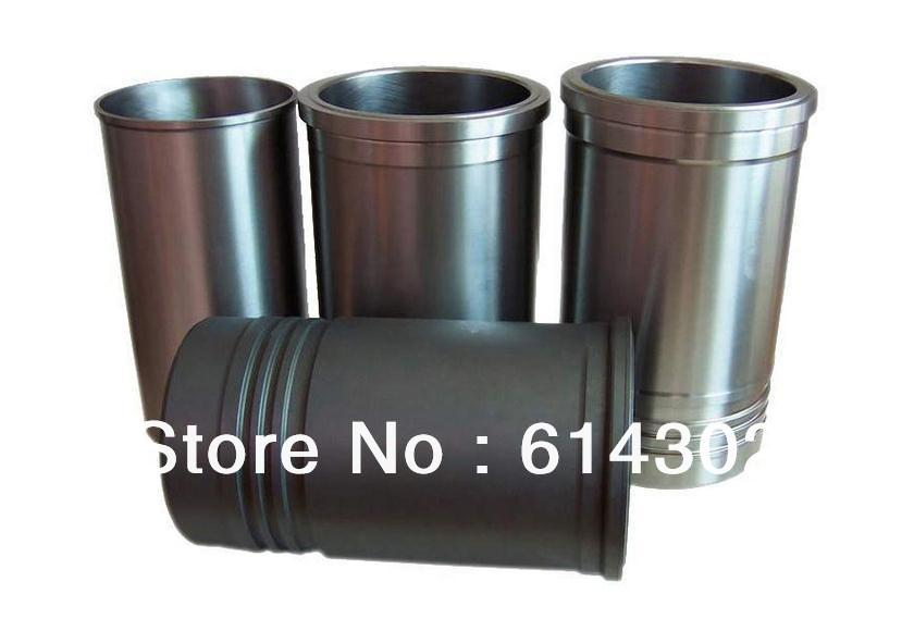 Diesel engine cylinder liner,for diesel R6105 parts ,diesel generator spare