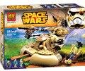 Hot 221 unids STAR WARS robot Buitre niños Ladrillos Educativos Bloques de Construcción de Juguete tanques de AAT Compatible con