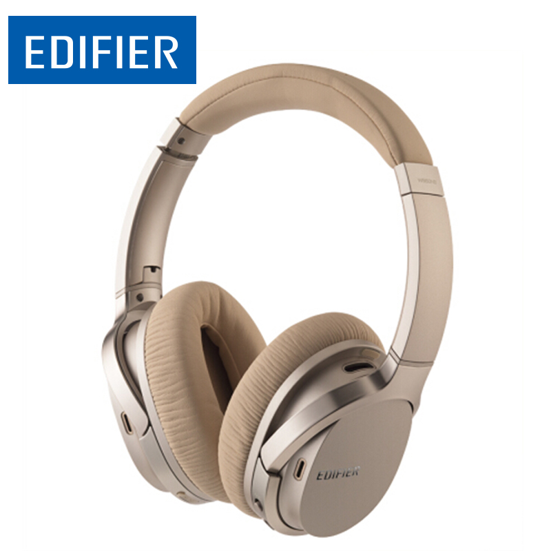 EDIFIER W860NB Wireless Headphone Active Noise Canceling Smart Touch Control Bluetooth V4 1 Double Mic Well
