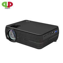 Powerful Portable MINI Projector X5 Full HD LCD LED Projector 1800Lumen Home Theater Projector Beamer Proyector Support Android