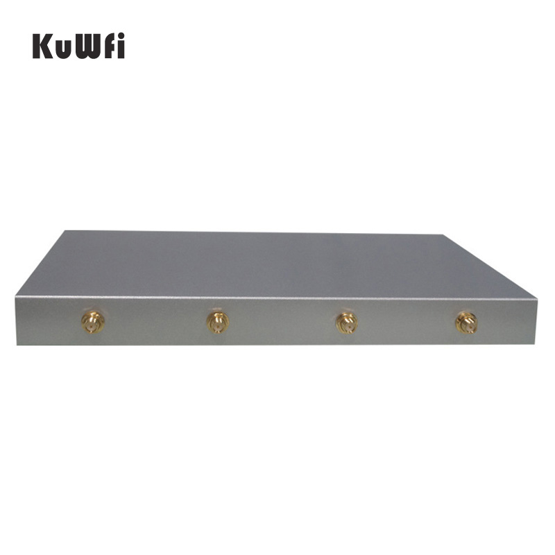Image 5 - KuWFi OpenWrt 1200Mbps Long Range Wireless AP 1W High Power Wireless Router 2.4G 5.8G Dual Band Wifi Router 4*7dBi Antennas-in Wireless Routers from Computer & Office