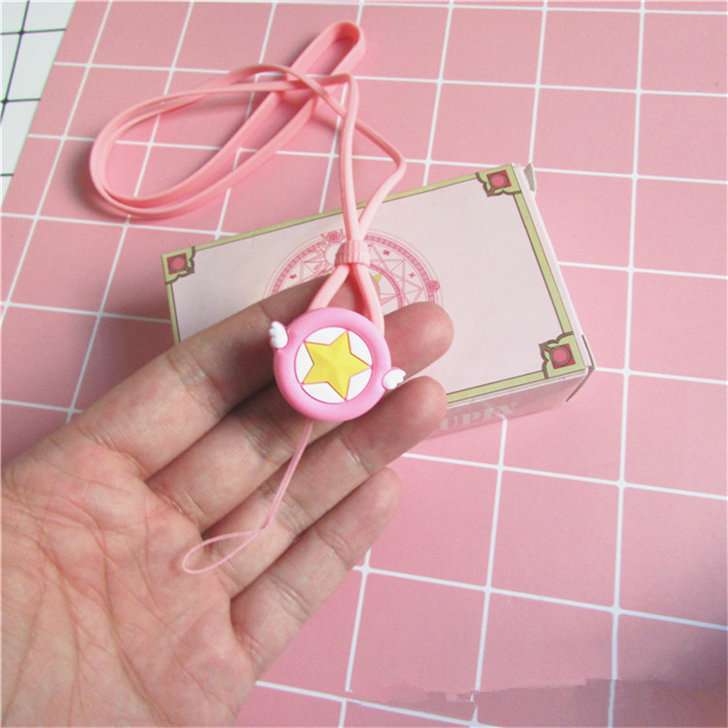 Costumes & Accessories Adaptable Anime Card Captor Sakura Star Magic Stick Wand Staves Hanging Ornament Cosplay Porp Mobile Phone Chain Badge Chain Accessories Novelty & Special Use