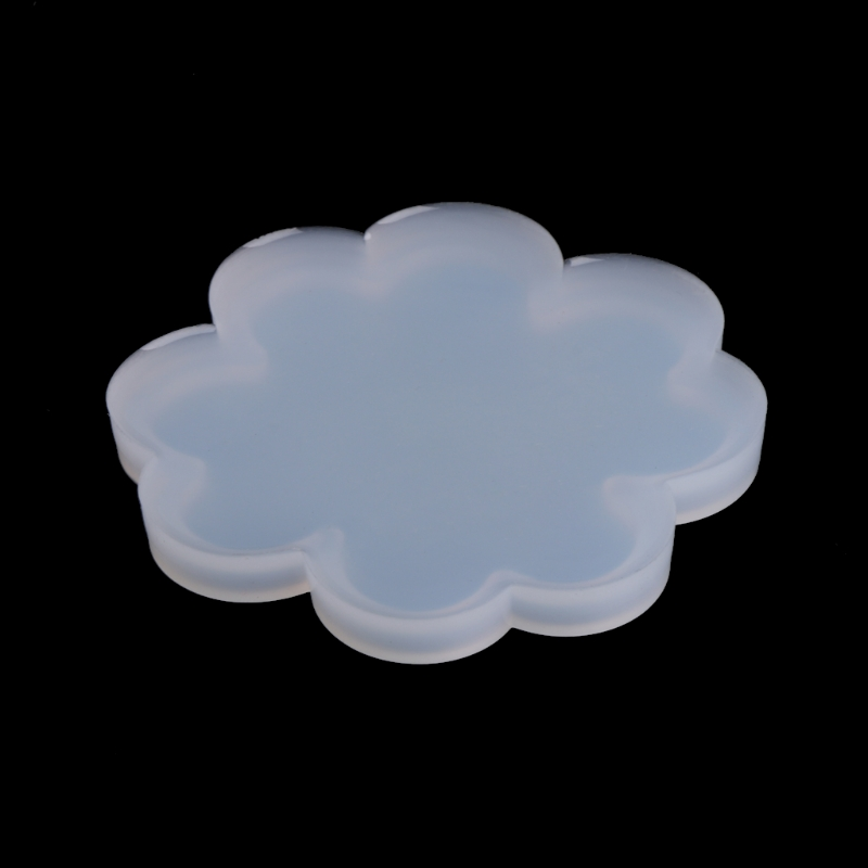 DIY Silicone Flower Mold Making Jewelry Pendant Resin Casting Mould Craft Tools