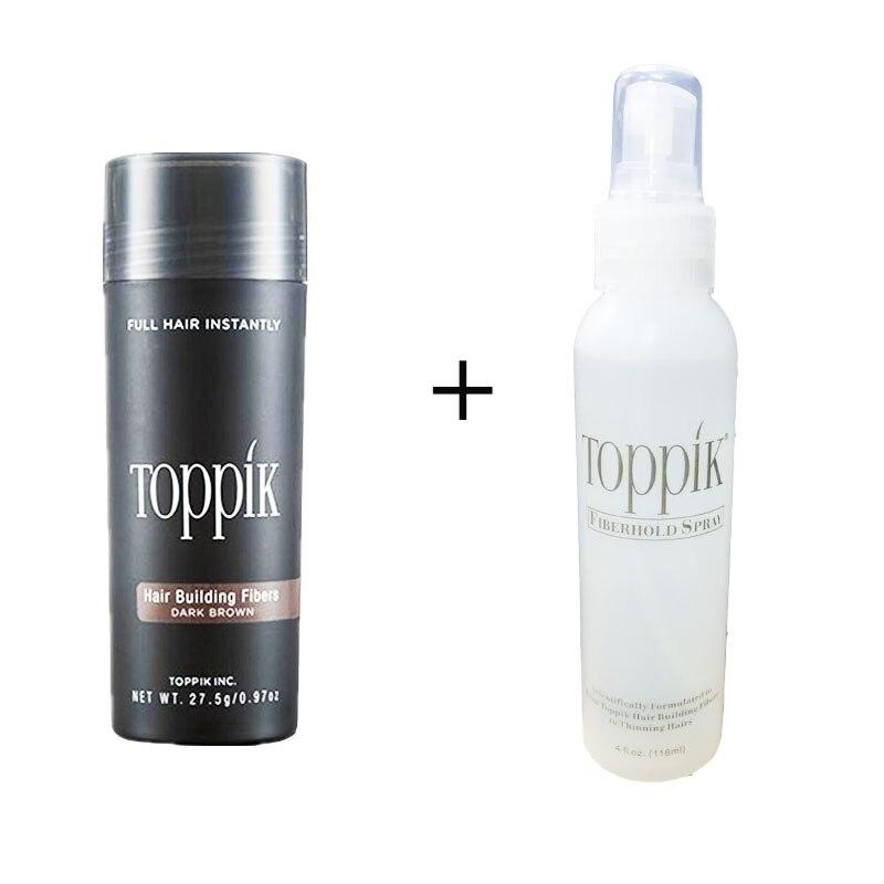 Toppik Miracle Hair Building Fiber Powder Loss Treatment Full Thicker China