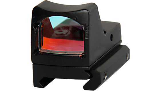 Military / Tactical / Airsoft RMR Mini Red Dot Sight Reflex Red Dot Scope With Picatinny Rail For Rifle