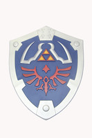 Free Shipping The Legend Of Zelda Link Nendoroid Game Legend Of Zelda EVA Shield Zelda Model