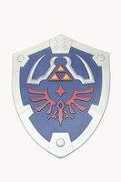 free shipping The Legend of Zelda Link Nendoroid Game Legend of Zelda EVA shield , Zelda Model Toys for kids Christmas gifts