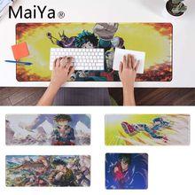 Maiya my hero Академия резиновый коврик для мышки игровой коврик для мыши игровой коврик для мышки с аниме Мышь коврик Скорость версия для Dota2 LOL