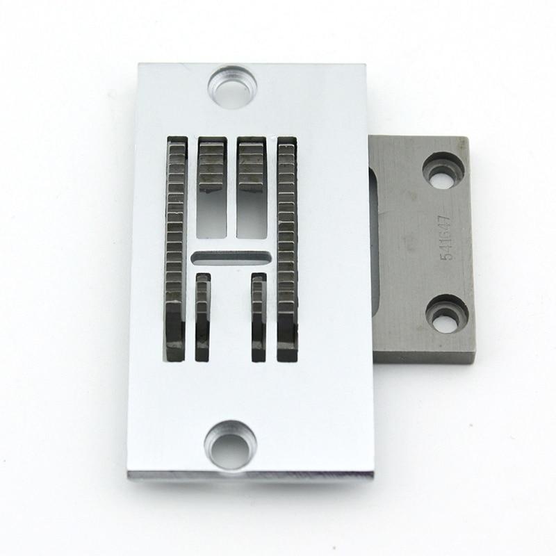 Needle Plate /& Feed Dog Set For Juki LZ-2280 Series Zig-Zag Sewing Machine