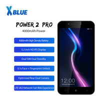 LEAGOO POWER 2 PRO смартфон с 5,2-дюймовым дисплеем, четырёхъядерным процессором MT6739V, ОЗУ 2 Гб, ПЗУ 16 ГБ, 8 Мп, Android 8,1