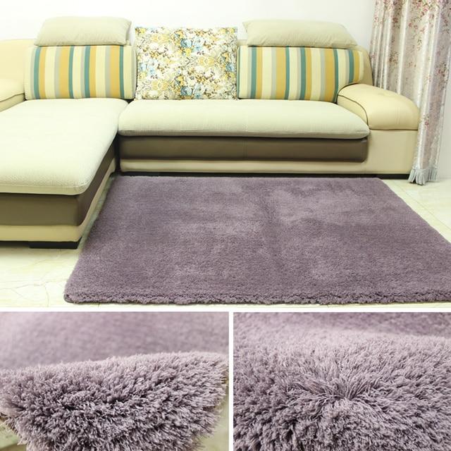 € 8.69 20% de réduction|Simple moderne rectangulaire agneau velours salon  table basse chambre tapis lit matelas matelas dans Tapis de Maison & ...