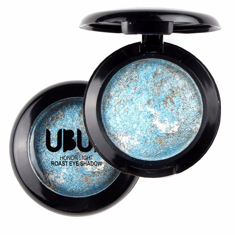 Single Baked Eye Shadow Powder Palette in Shimmer Metallic Eyeshadow Palette in Eye Shadow from Beauty Health