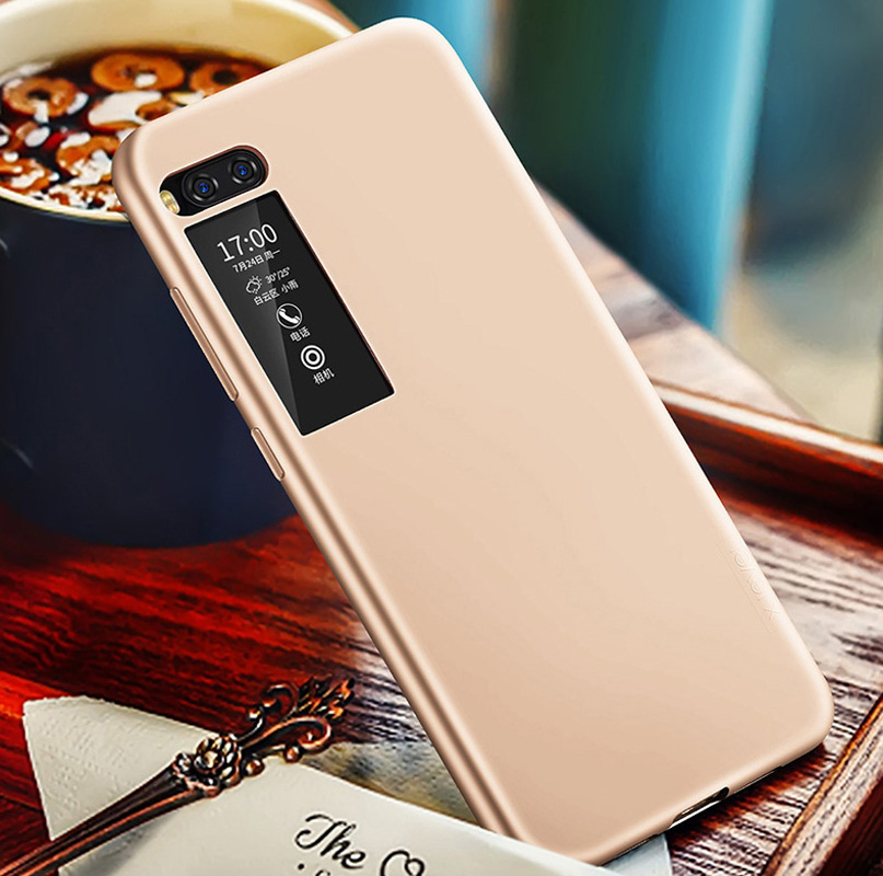 X-Level Ultra thin Silicone Cover Case For Meizu Pro 7 Pro7 Guardian Matte frosted TPU X Level Protective