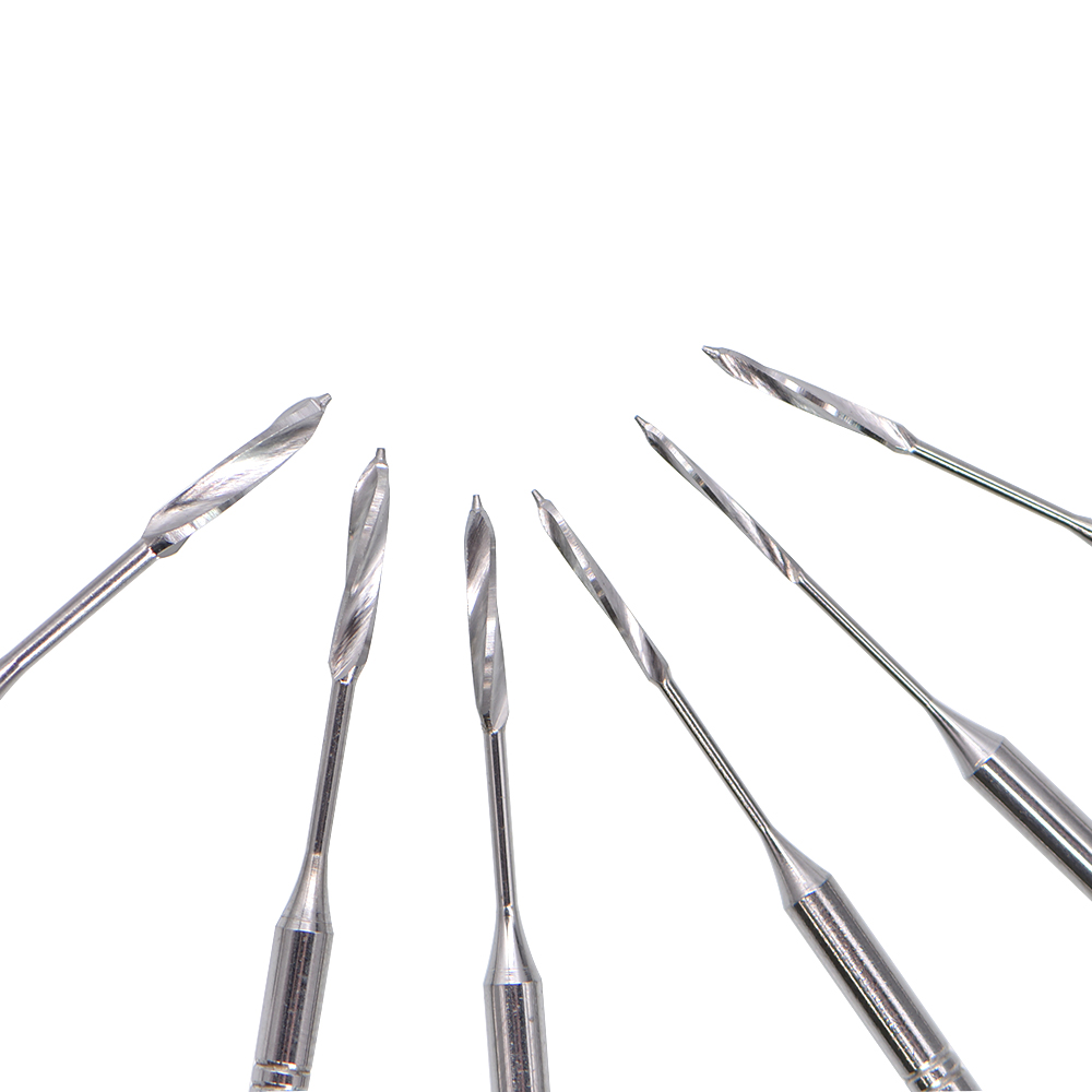 6pcs Dental 32mm Gates Glidden Endodontic Files Peeso Reamers Drill Burs Endo Gate Drills Dentist Materials Dental Lab Equipment