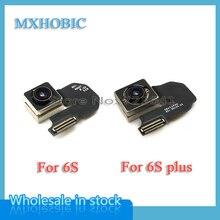 MXHOBIC 5 cái/lốc Lưng Camera Cáp mềm Nơ dành cho iPhone 6 S Plus 4.7 5.5 Lớn Phía Sau mô đun Chi Tiết Sửa Chữa Thay Thế