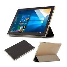 Pu cubierta de cuero de case case para teclast tbook10 tbook 10 s funda protectora de la tableta de 10.1 pulgadas teclast case shell + film + stylus pen