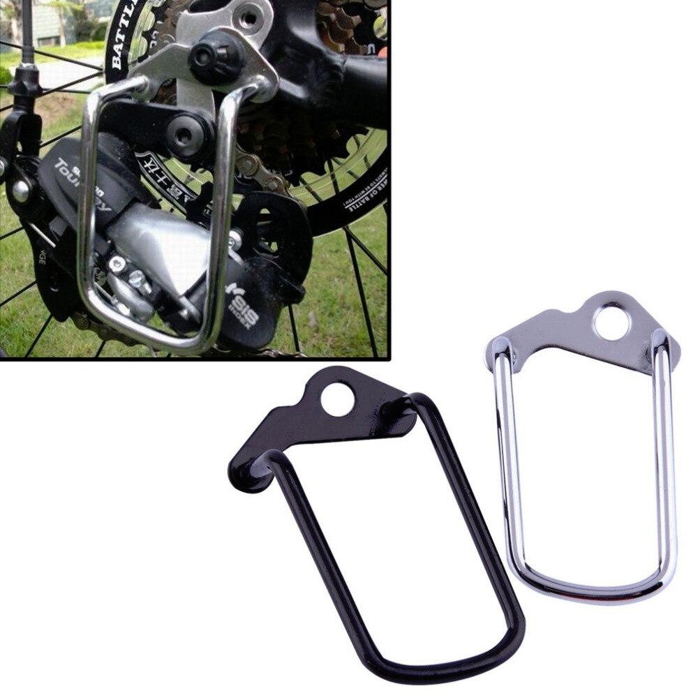 Cycling Bike Aluminum Bicycle Rear Gear Derailleur Chain Stay Guard Protector Hot Worldwide