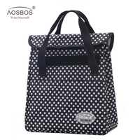 New Portable Thermal Lunch Bags For Women Men Multifunction Large Capacity Storage Tote Bags Food Picnic