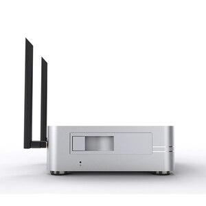 "Image 3 - Zidoo Z10 Android 7.1 TV Box 1000M LAN 4K HDR Smart Set Top Box Realtek RTD1296 2GB di RAM 16GB di ROM Supporto 3.5 ""HDD Media Player"