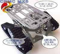 2 WD Tank Crawler Chassiss Robot Electronic Toy DIY Development Platform For Remote Control Smart Car