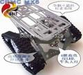 Oficial DOIT 2 WD Tank Crawler Chassiss/Robot De Juguete Electrónico/DIY Plataforma de Desarrollo para Coche de Control Remoto Inteligente