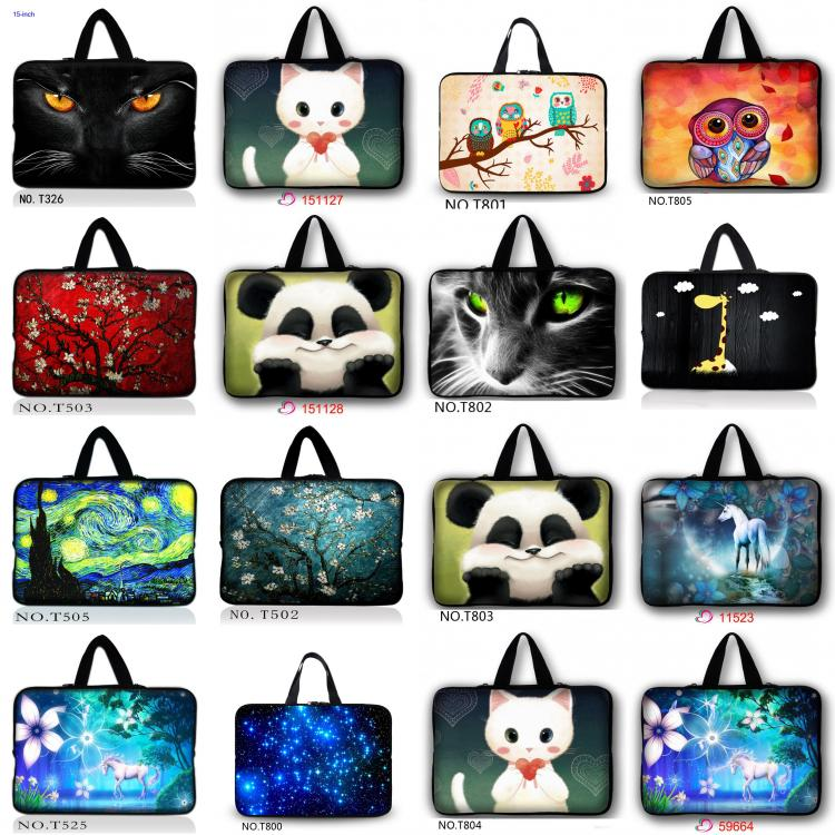 Laptop sleeve bag case Cover For Apple Macbook Air Pro Retina 11 12 13 15 For Macbook Air 13 Laptop Nootbook