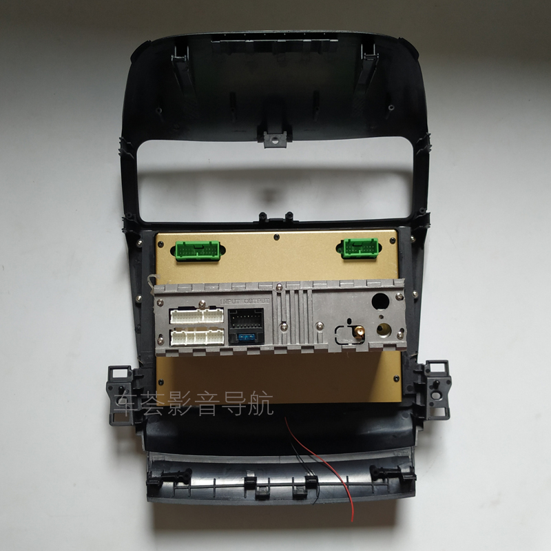 10.1 pouce Android 6.0 autoradio stéréo pour Acura TSX 2004-2008 GPS Navigation Support commande au volant tactile complet 1024*600 - 6