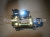 Customized 2 3 4 5 Ways Thermostatic Faucet Intubation Thread Style Tap Bathtub Faucet Water Separator