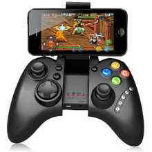 New Wireless Bluetooth Game Handle Controller Remote Joystick for iPhone iPod Android Tablet Holder GamePad HOT