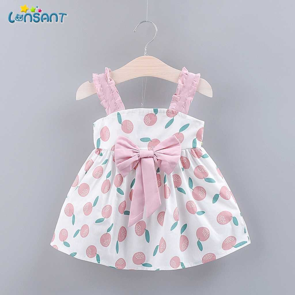 Lonsant Baby Dress For Girls Christmas Dress Summer Princess Cotton Vintage Fashion Kids Dresses For Party Children Holiday N30 Dresses Aliexpress