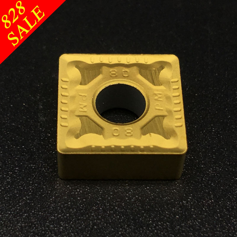 10PCS SNMG120408 PM UE6020 External Turning Tools Carbide Insert Lathe Cutter Tool Tokarnyy Turning Inserts
