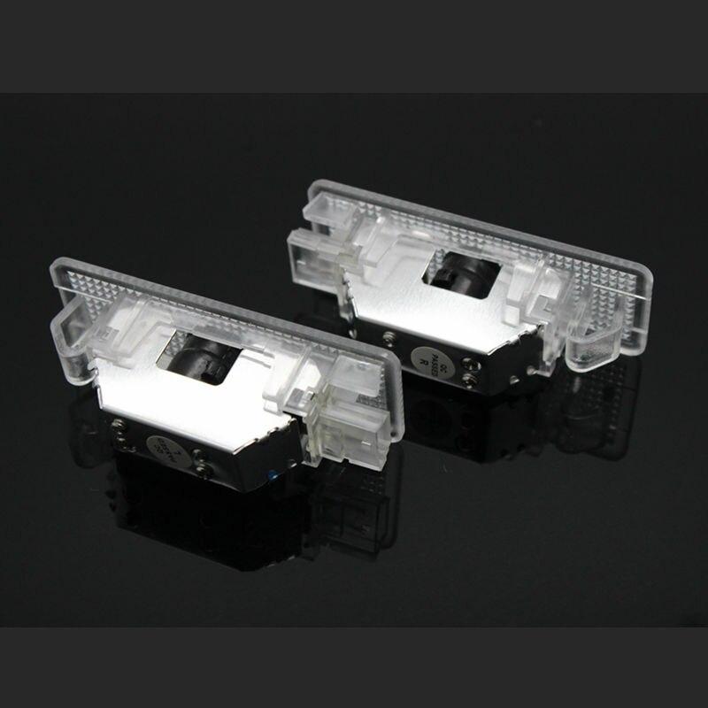 2X LED Avtomobil Qapı Proyektoru BMW E39 X5 E53 Z8 E52 5 seriyalı - Avtomobil işıqları - Fotoqrafiya 5