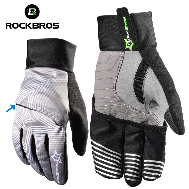 Men's Gloves Women Men Touch Screen Full Finger Gloves Handwear Motorcycle Climbing Protective Sportswear Accessories High Safety