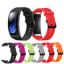 Watch band Replacement Wristband For Samsung Gear Fit 2 Pro Band Sport Silicone Watchband SM-R360 Strap