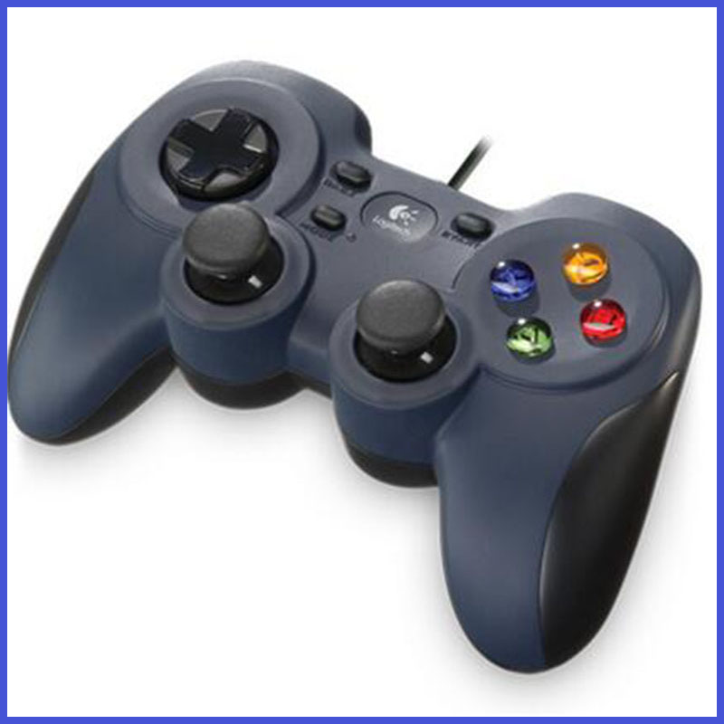 ФОТО New Logitech Wired Gamepad F310 for PC games  gaming  controllers