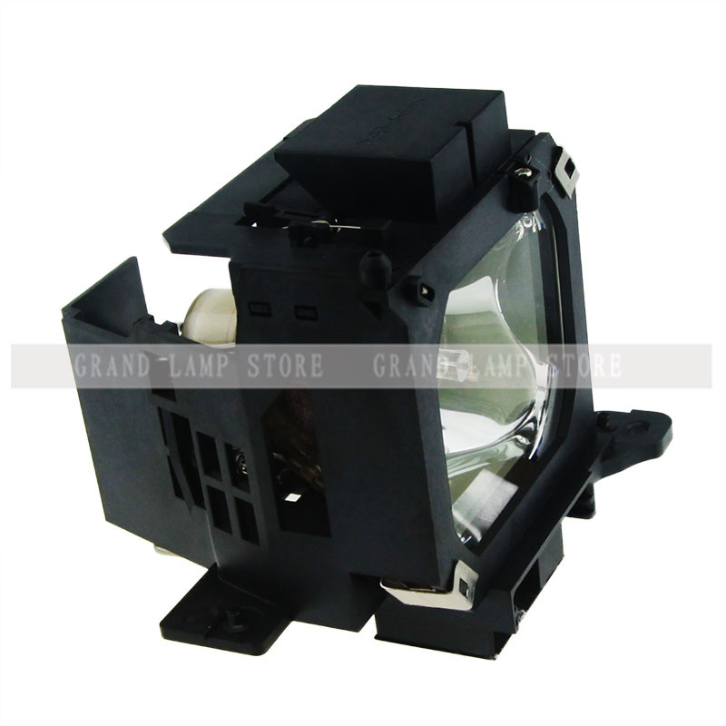 Replacement  Projector Lamp With Housing ELPLP22 / V13H010L22 For EPSON EMP-7800/EMP-7800P/EMP-7850/EMP-7850P/7900NL Happybate