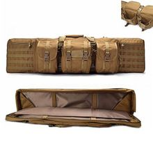 Large Loading Rifle Bag With Shoulder Strap Tactical Hunting Gun Carry Protection Multifunctional Nylon