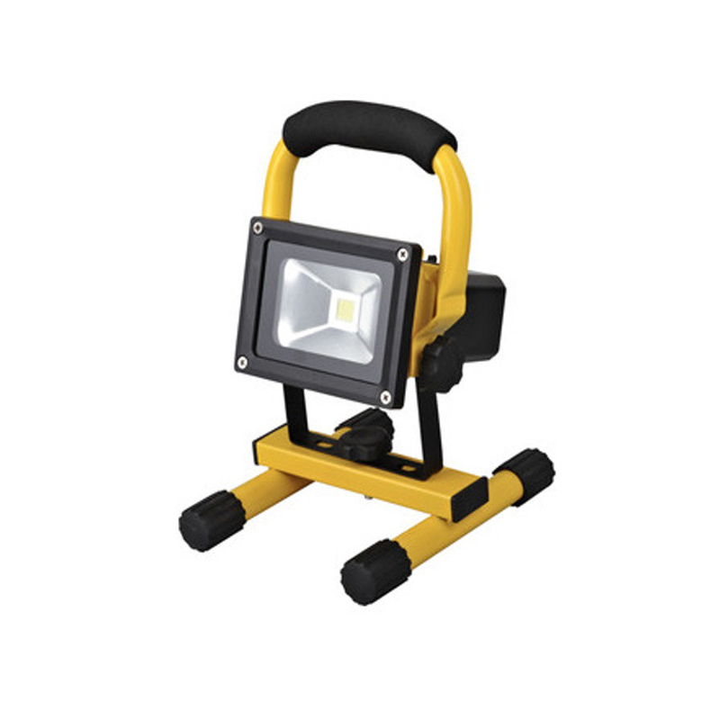 Flood Lights Rechargeable led floodlight portable Flood light lamp cool white 6000K-6500K IP65 Outdoor Flood lights