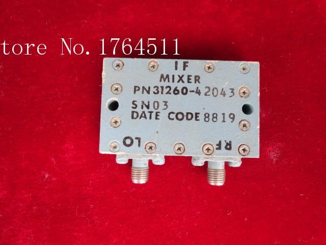 [BELLA] SMA Import 31260-42043 RF RF Coaxial Double Balanced Mixer