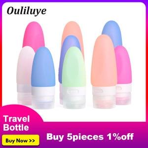 Mini Silicone Travel Bottle Fo