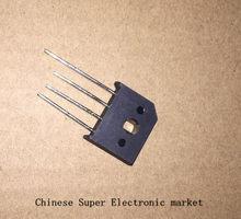 5 PCS KBL406 KBL-406 4A 600 V